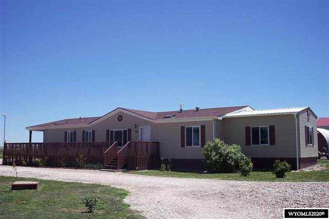 3591 Road 62, Torrington, WY 82240 (MLS #20203385) :: Lisa Burridge & Associates Real Estate