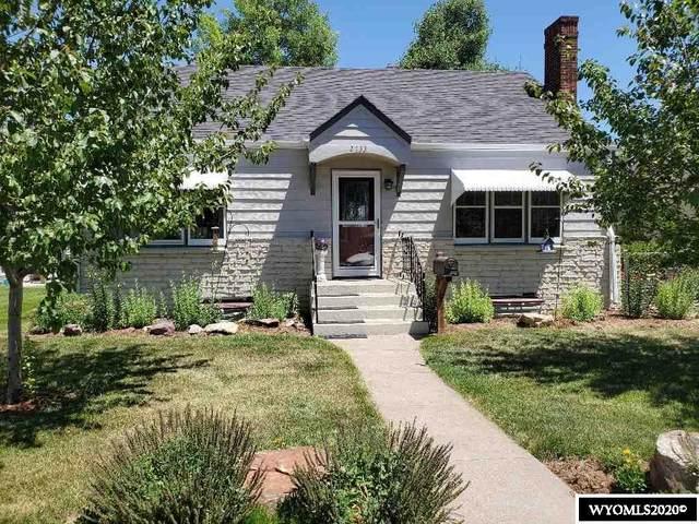2533 E B Street, Torrington, WY 82240 (MLS #20203392) :: Lisa Burridge & Associates Real Estate