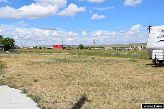 820 Aspen, Glenrock, WY 82637 (MLS #20203404) :: Lisa Burridge & Associates Real Estate