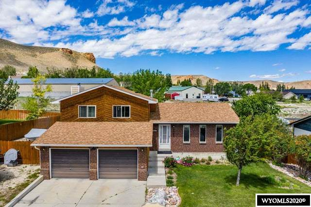 2305 Mississippi Street, Green River, WY 82935 (MLS #20203432) :: RE/MAX The Group