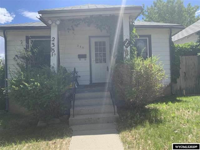 235 N Lincoln Street, Casper, WY 82601 (MLS #20203435) :: Lisa Burridge & Associates Real Estate