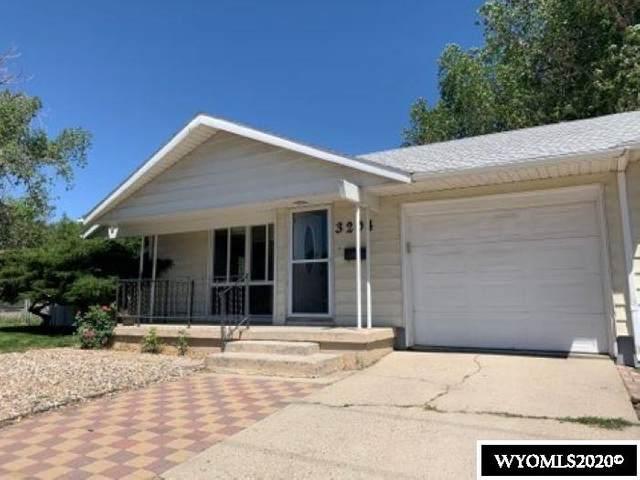 3204 E 2nd Street, Casper, WY 82604 (MLS #20203438) :: Lisa Burridge & Associates Real Estate