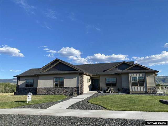5981 River's Gate, Casper, WY 82604 (MLS #20203442) :: Lisa Burridge & Associates Real Estate