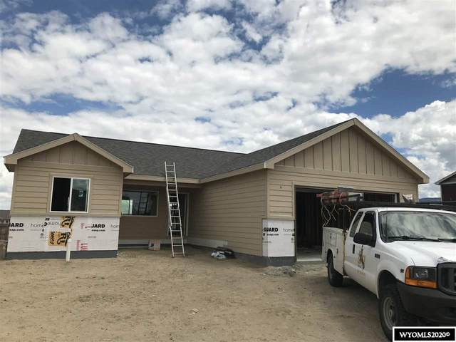 951 S 6th Avenue, Mills, WY 82644 (MLS #20203447) :: RE/MAX The Group