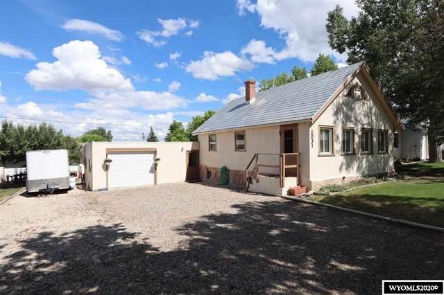 2031 Bonnie Brae Street, Casper, WY 82601 (MLS #20203450) :: Lisa Burridge & Associates Real Estate