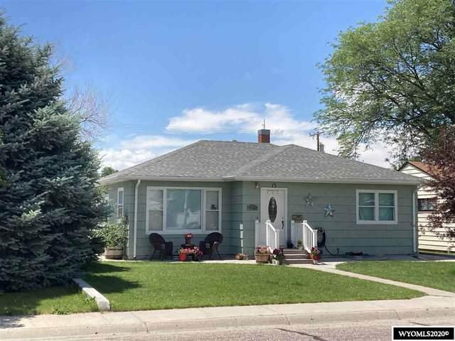 2318 E E  Street, Torrington, WY 82240 (MLS #20203452) :: Lisa Burridge & Associates Real Estate