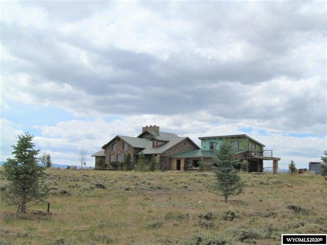 98 Antelope Hills, Saratoga, WY 82331 (MLS #20203463) :: Lisa Burridge & Associates Real Estate