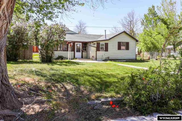725 S 1st Street, Glenrock, WY 82637 (MLS #20203464) :: RE/MAX The Group
