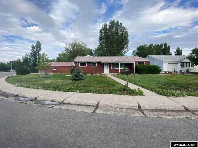 812 Charles Avenue, Worland, WY 82401 (MLS #20203469) :: Lisa Burridge & Associates Real Estate