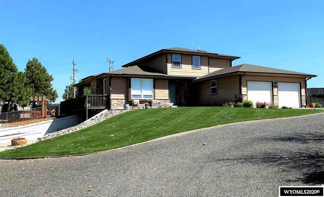 11 Sandy Court, Torrington, WY 82240 (MLS #20203470) :: Real Estate Leaders