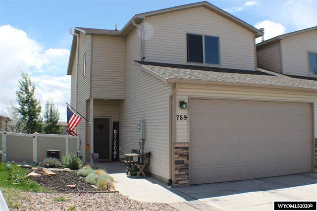 789 Blue Sage Way, Rock Springs, WY 82901 (MLS #20203481) :: Lisa Burridge & Associates Real Estate
