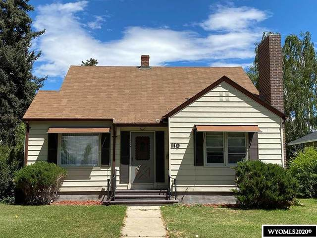 110 W Park Avenue, Riverton, WY 82501 (MLS #20203490) :: Real Estate Leaders