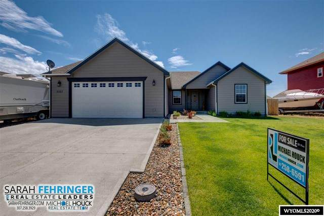 2323 Inca Trail, Bar Nunn, WY 82601 (MLS #20203493) :: RE/MAX The Group