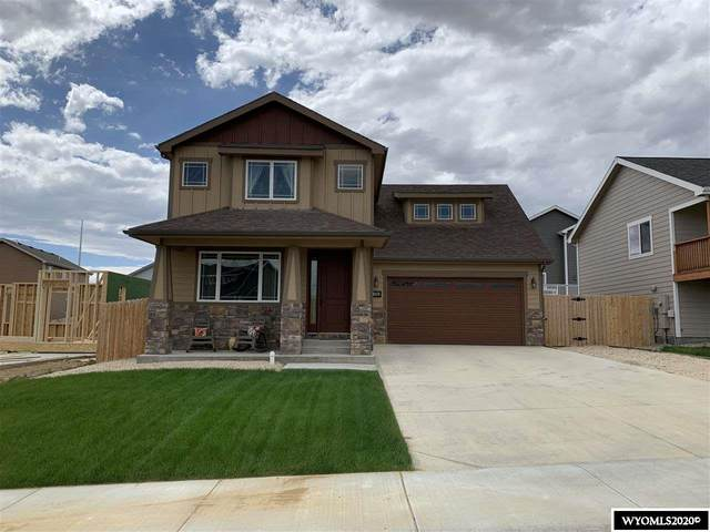 906 Dusty Terrace, Mills, WY 82604 (MLS #20203494) :: Lisa Burridge & Associates Real Estate