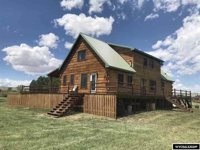 7659 Riverview Road, Riverton, WY 82501 (MLS #20203501) :: Lisa Burridge & Associates Real Estate