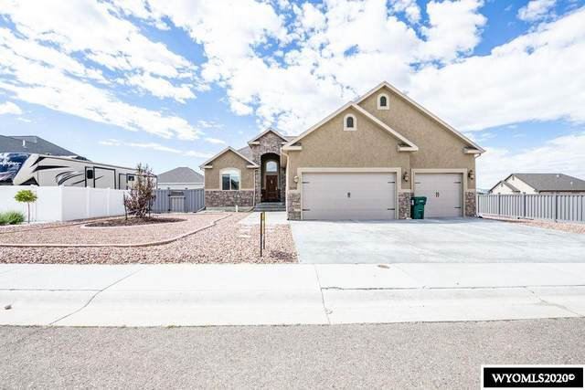 3270 Spearhead, Rock Springs, WY 82901 (MLS #20203518) :: RE/MAX The Group