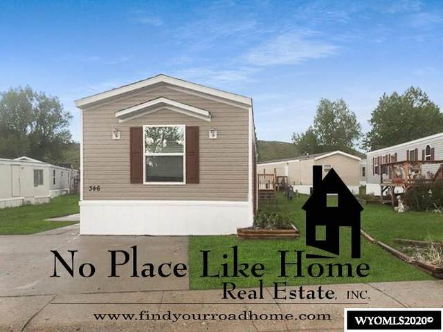 346 Columbine, Casper, WY 82604 (MLS #20203519) :: Lisa Burridge & Associates Real Estate