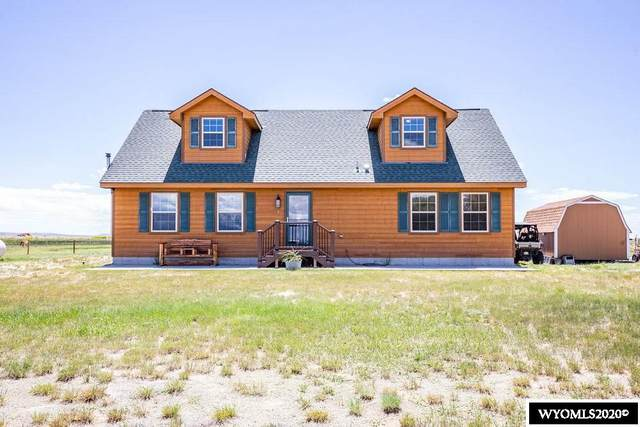 302 3rd North Road, Farson, WY 82932 (MLS #20203527) :: RE/MAX The Group