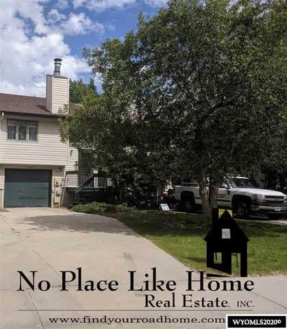 3225 Herrington Drive, Casper, WY 82604 (MLS #20203529) :: Lisa Burridge & Associates Real Estate
