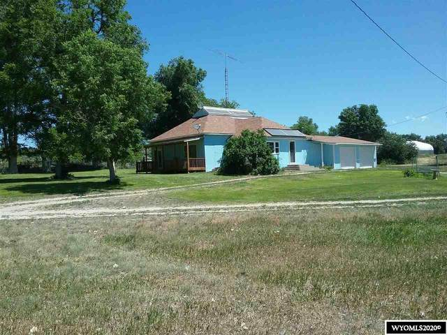 2753 Wyncote Road, Lingle, WY 82223 (MLS #20203537) :: Lisa Burridge & Associates Real Estate