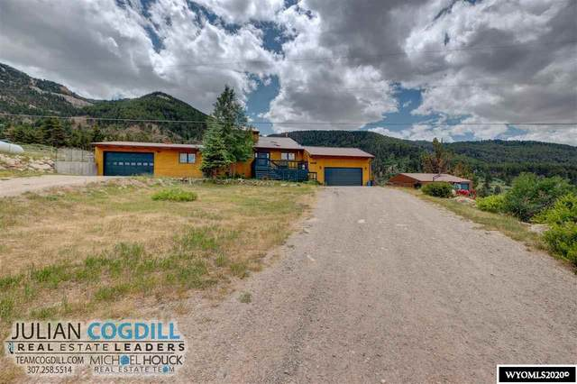 6845 Rotary Park Road, Casper, WY 82602 (MLS #20203541) :: RE/MAX The Group