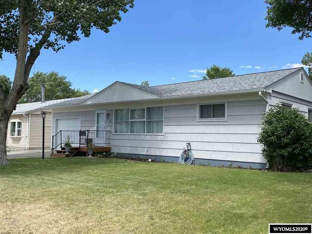 317 N 15th Street East, Riverton, WY 82501 (MLS #20203553) :: Real Estate Leaders