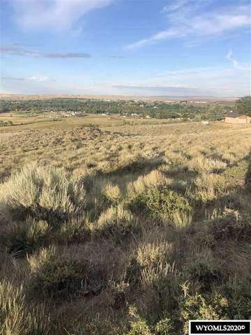 Tract 33 Lander Hills Estate, Lander, WY 82520 (MLS #20203558) :: Lisa Burridge & Associates Real Estate
