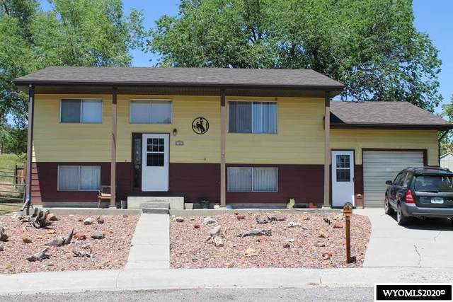 114 Peppermint Lane, Thermopolis, WY 82443 (MLS #20203560) :: Real Estate Leaders