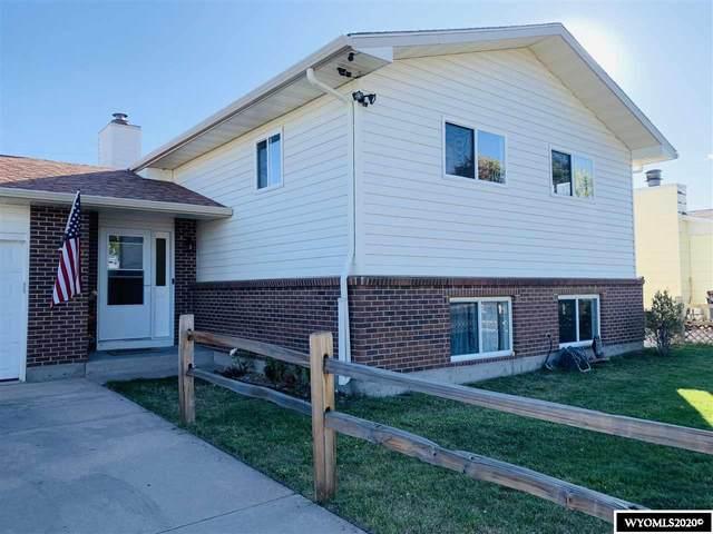 3221 Bevans Street, Cheyenne, WY 82001 (MLS #20203563) :: Lisa Burridge & Associates Real Estate