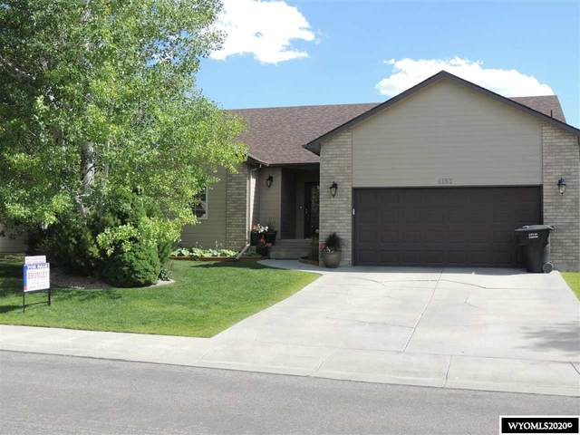 4153 Stafford Court, Casper, WY 82609 (MLS #20203566) :: Lisa Burridge & Associates Real Estate