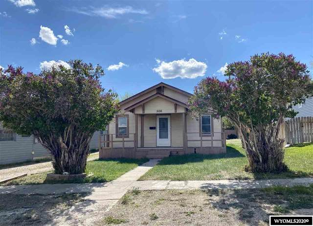 506 14th, Rawlins, WY 82301 (MLS #20203567) :: Lisa Burridge & Associates Real Estate