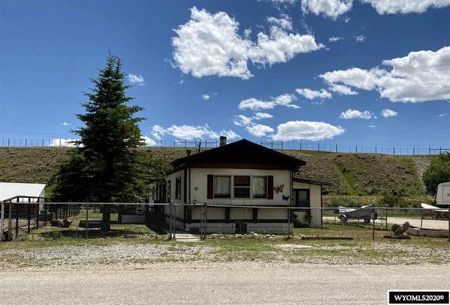121 Walnut, Saratoga, WY 82331 (MLS #20203568) :: Lisa Burridge & Associates Real Estate