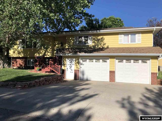 931 Dundee Street, Casper, WY 82609 (MLS #20203569) :: Lisa Burridge & Associates Real Estate