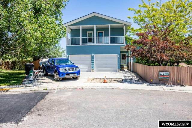 1145 Maine Way, Green River, WY 82935 (MLS #20203571) :: RE/MAX The Group