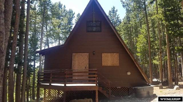 Tract 2,4,5A Piton Place, Buffalo, WY 82834 (MLS #20203573) :: RE/MAX The Group
