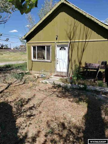 301 Jackson Street Street, Rawlins, WY 82301 (MLS #20203575) :: RE/MAX The Group