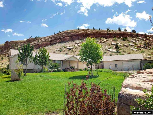 18 Crowheart Lane, Dubois, WY 82513 (MLS #20203576) :: RE/MAX The Group