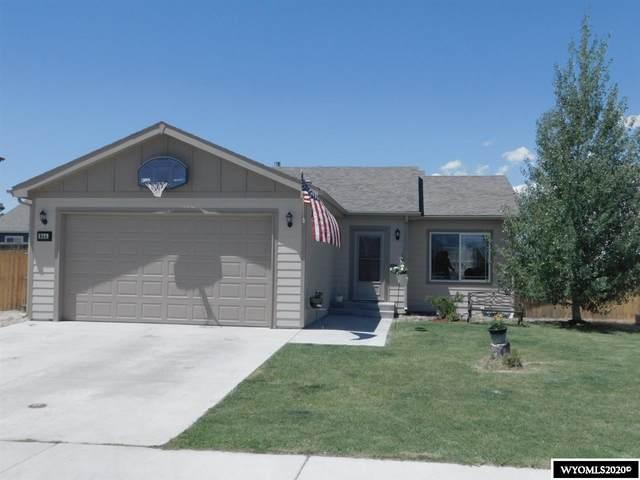 944 Discovery Street, Mills, WY 82644 (MLS #20203580) :: Lisa Burridge & Associates Real Estate