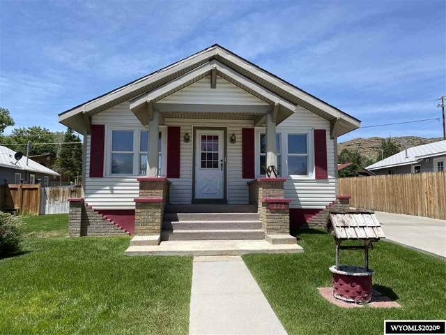 822 13th Street, Rawlins, WY 82301 (MLS #20203582) :: Real Estate Leaders