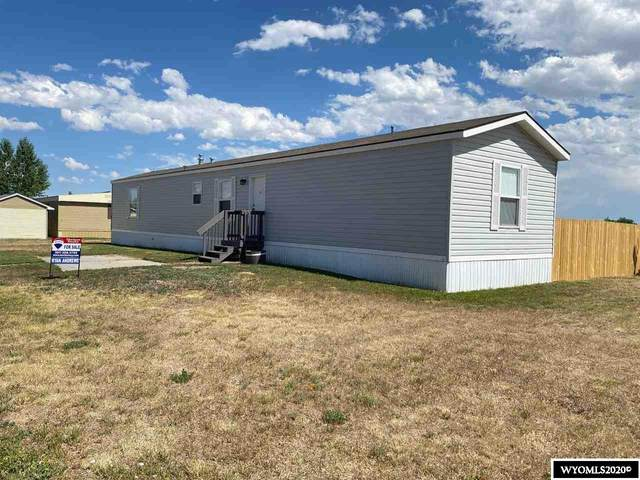 91 S Russell, Douglas, WY 82633 (MLS #20203587) :: RE/MAX The Group