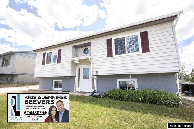 3370 Paradise Drive, Casper, WY 82604 (MLS #20203594) :: Lisa Burridge & Associates Real Estate