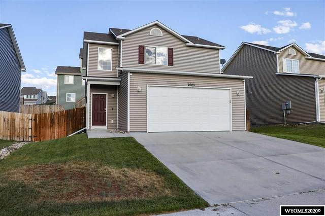2503 Lennox Avenue, Casper, WY 82601 (MLS #20203597) :: RE/MAX The Group