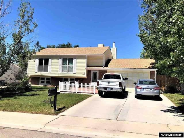 916 Quincy, Rock Springs, WY 82901 (MLS #20203599) :: Real Estate Leaders
