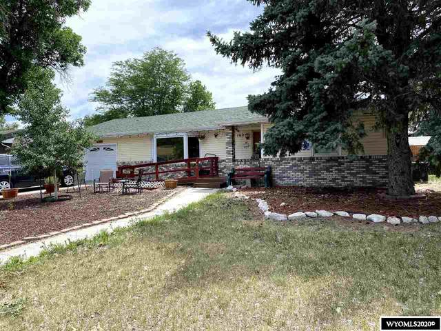 162 Camino Del Rey, Torrington, WY 82240 (MLS #20203609) :: Real Estate Leaders