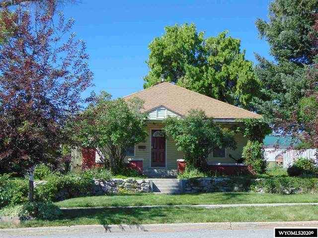 837 Lombard Street, Evanston, WY 82930 (MLS #20203611) :: Real Estate Leaders