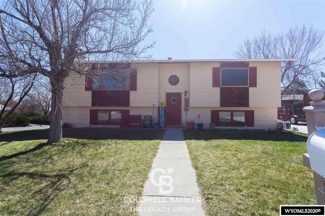 3605 Ridgecrest, Casper, WY 82604 (MLS #20203620) :: Real Estate Leaders
