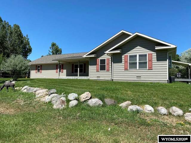 16 Old Mule Drive, Riverton, WY 82501 (MLS #20203635) :: RE/MAX The Group