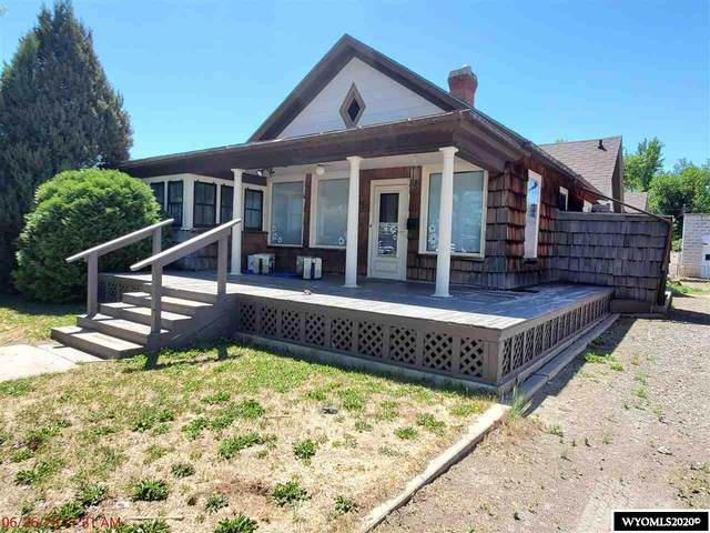 612 Coburn Avenue, Worland, WY 82401 (MLS #20203645) :: RE/MAX The Group