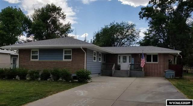 805 Charles Avenue, Worland, WY 82401 (MLS #20203647) :: RE/MAX The Group