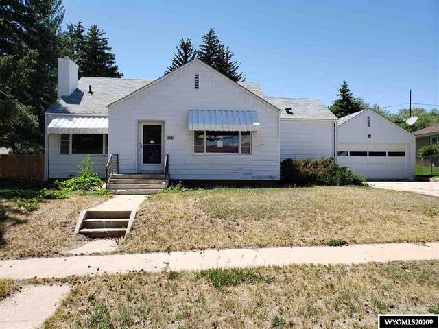 714 13th Street, Rawlins, WY 82301 (MLS #20203648) :: Real Estate Leaders